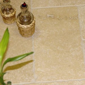 Lydia Classico Vein Cut Filled & Polished Travertine