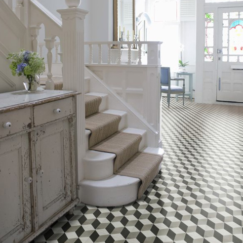 Adam Encaustic Tiles