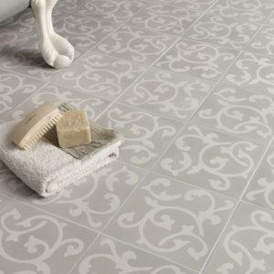 Bloomsbury Encaustic Tiles
