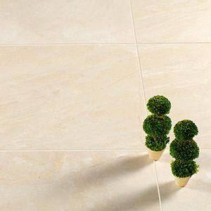 Crema Marfill Classico Honed Marble