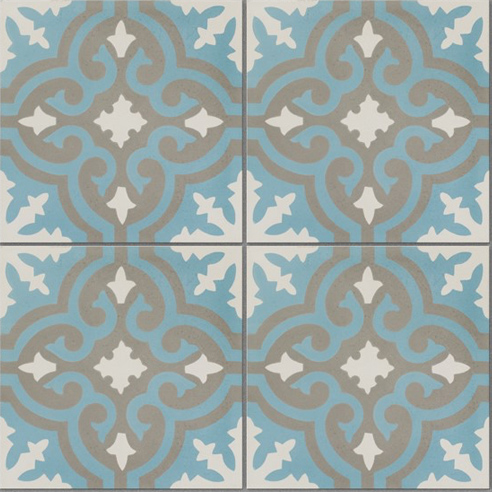 Casablanca Encaustic Tiles