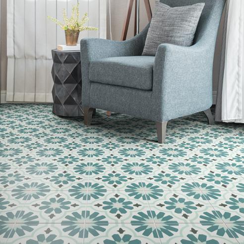 Cordoba Encaustic Tiles