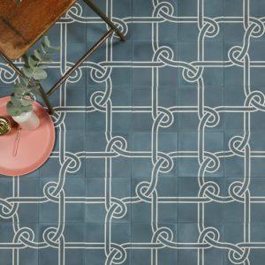 Knot Encaustic Tiles