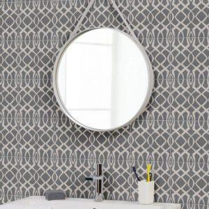 Modern Lattice Wall 13 Encaustic Tiles