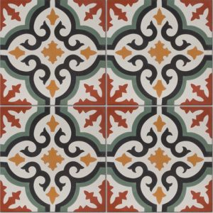 Salisbury Encaustic Tiles