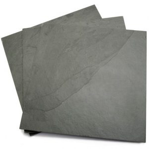 Grey Brazilian Slate Paving