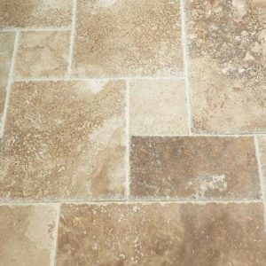 Brushed & Chipped Travertine