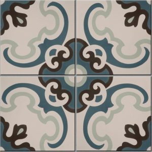 Toulon Encaustic Tiles