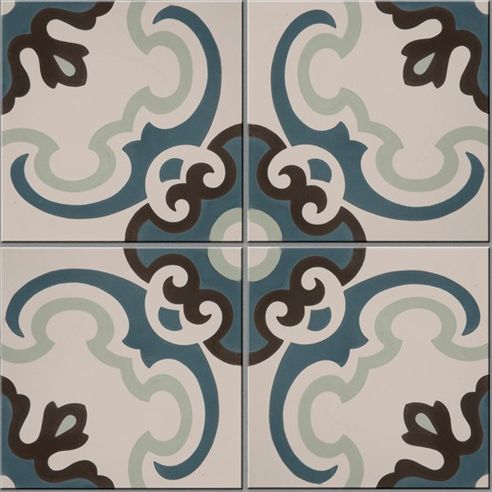 Toulon Encaustic Tiles