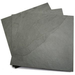 Grey Brazilian Calibrated Riven Slate