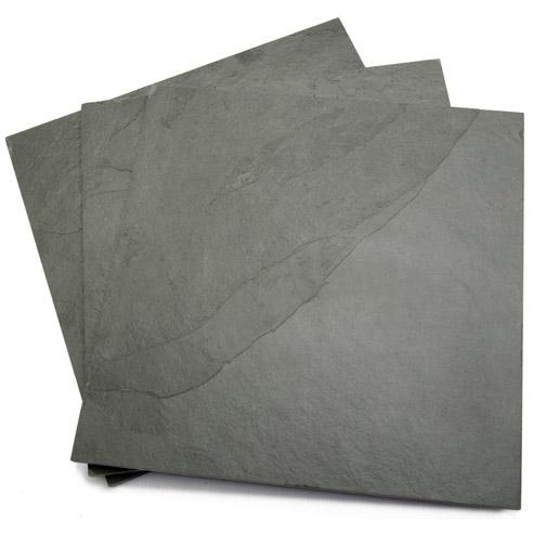 Grey Brazilian Calibrated Riven Slate