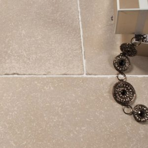 Montpellier Gris Tumbled Limestone