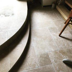Tumbled Travertine Tiles