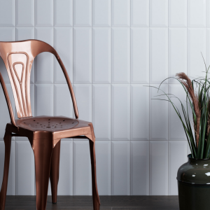Camden Ceramic White Wall Tiles