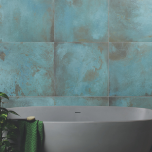 Chemistry Porcelain Verdigris Bathroom Wall Tiles