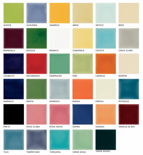 Colour Pop Ceramic Colour Chart
