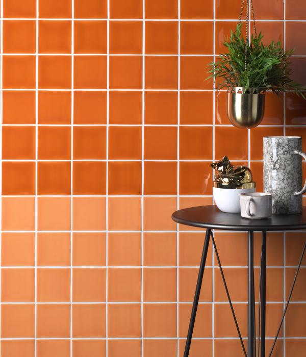 Colour Pop Ceramic Two Tone Wall