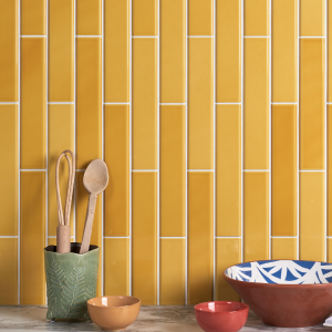 Dolly Ceramic Giallo Wall Tiles