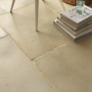 Dorchester Sandstone Tumbled Finish Birds Eye View