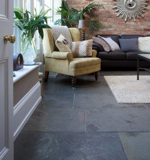 Huntingdon Limestone Worn Finish Exquisite living area