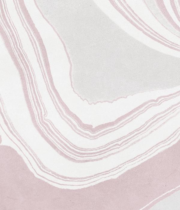 Inker Porcelain Pink Close Up