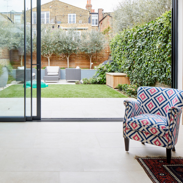 Neranjo Limestone Etched Finish patio pavestone