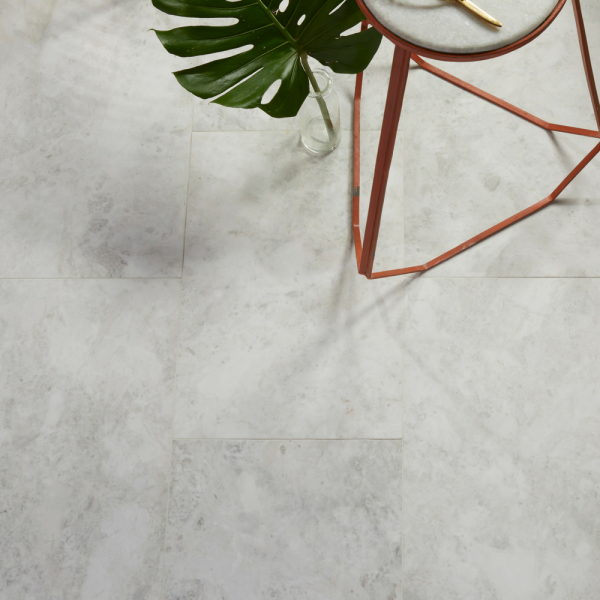 Nordic Honed Marble Birds eye view