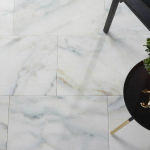 Palazzo Marble Honed Finish birds eye view