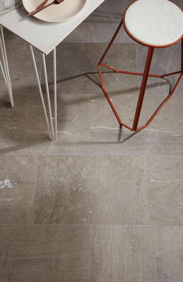 Palladio Marble Honed Finish birds eye view