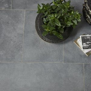 Wexford Blue Limestone Semi Honed Finish Birds Eye View